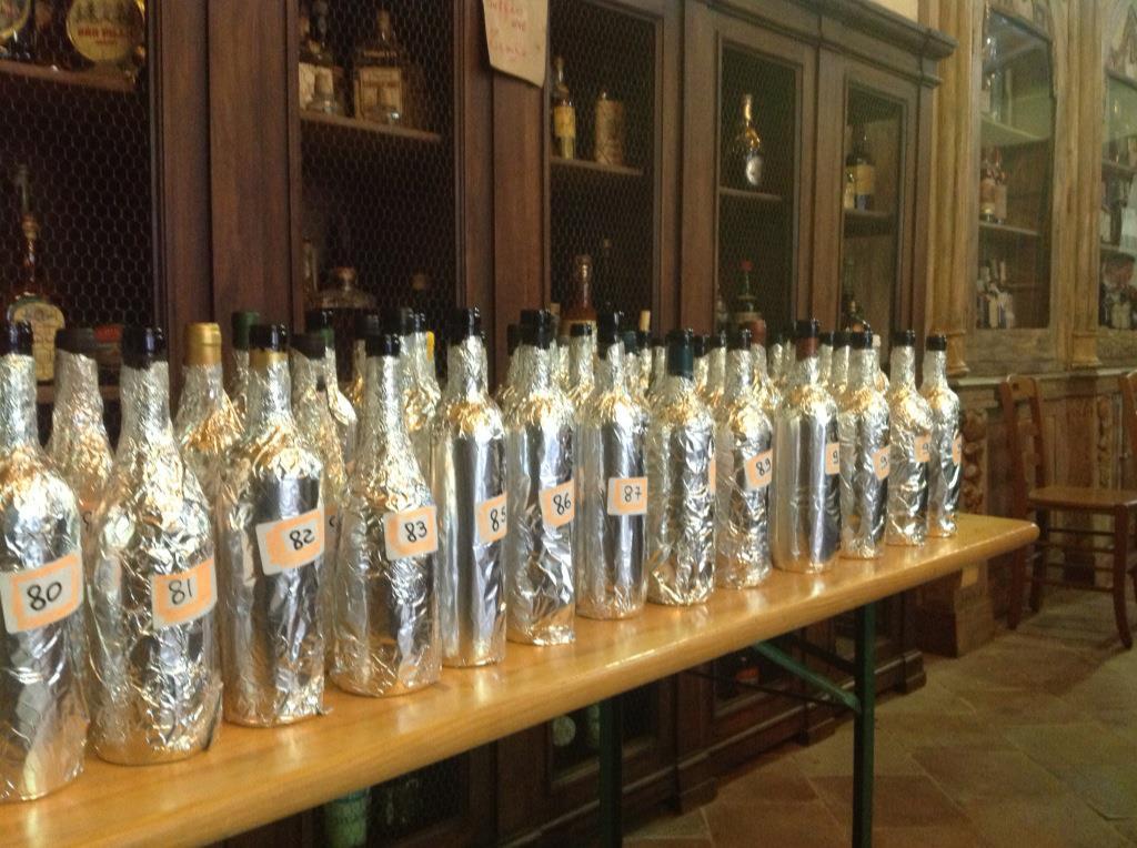 Degustazione per la Guida ai Vini Ais Campania