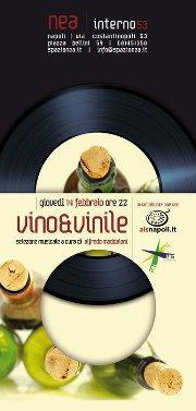vino e vinile 14 febbraio