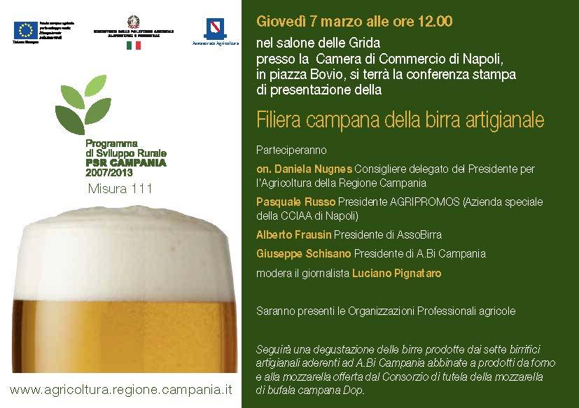 Birra artigianale in Campania