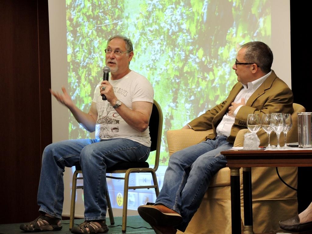 Giovanni Ascione intervista il Master of Wine Joel Butler