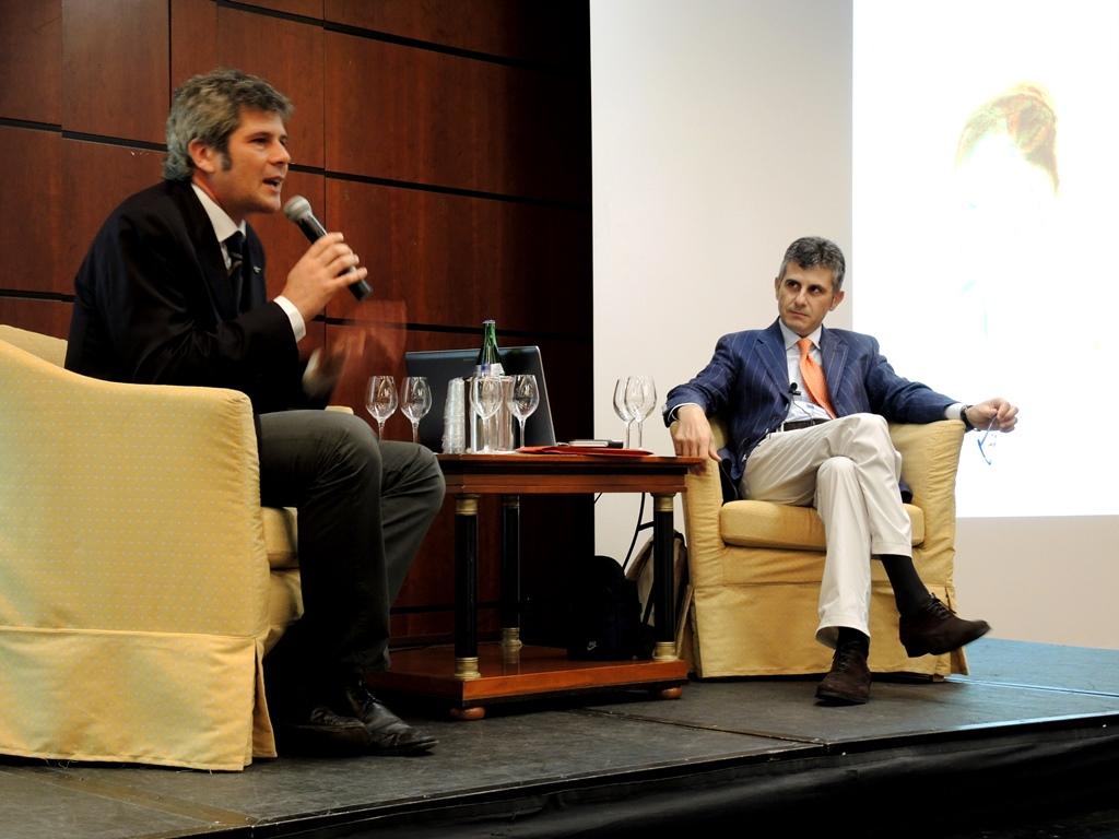 Franco De Luca intervista Piero Mastroberadino