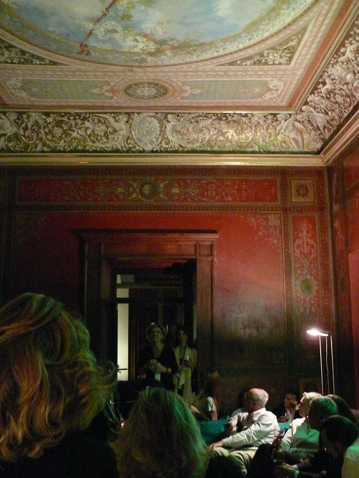 Il barocco, interni