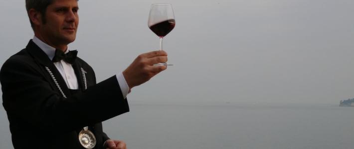 Sommelier a vitigno italia