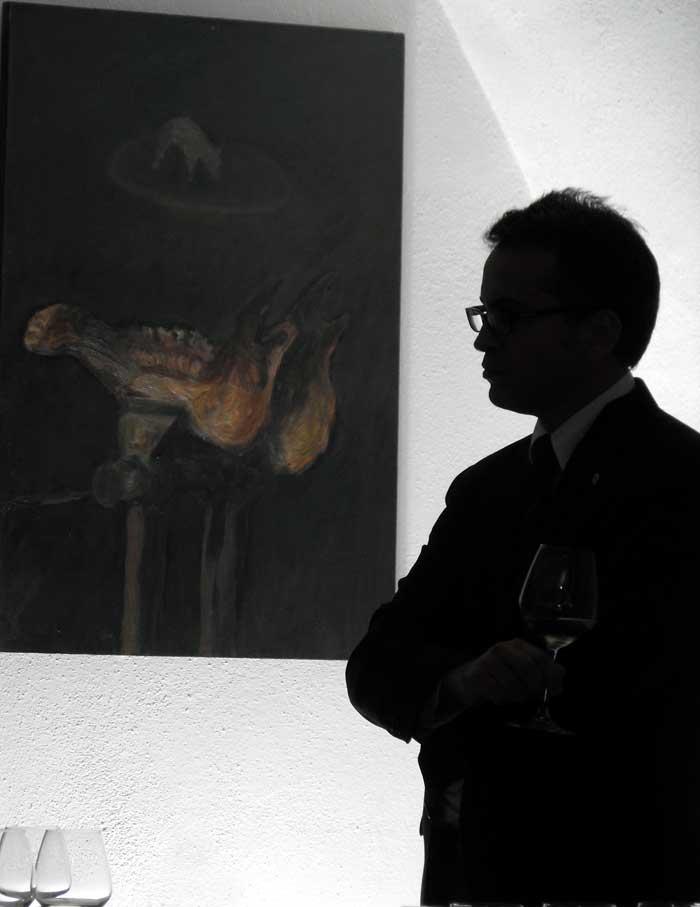 Chiaroscuri tra vino e arte