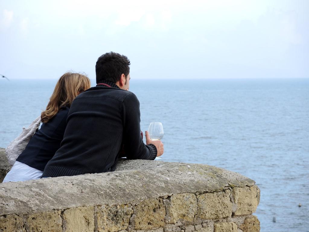 Il Mare e il Vino sul Castello