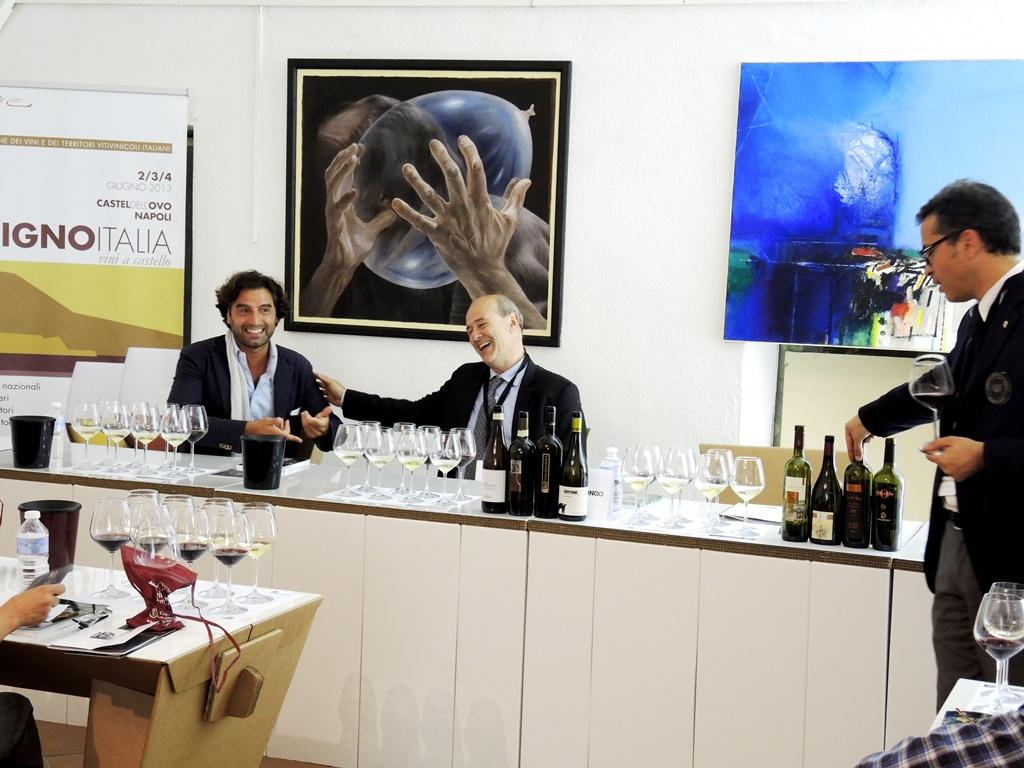 Sul vino e sull'arte
