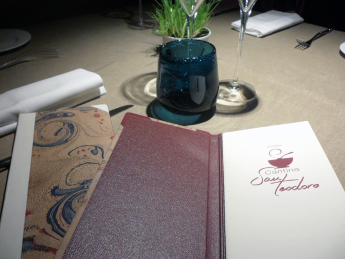 menu cantina san teodoro