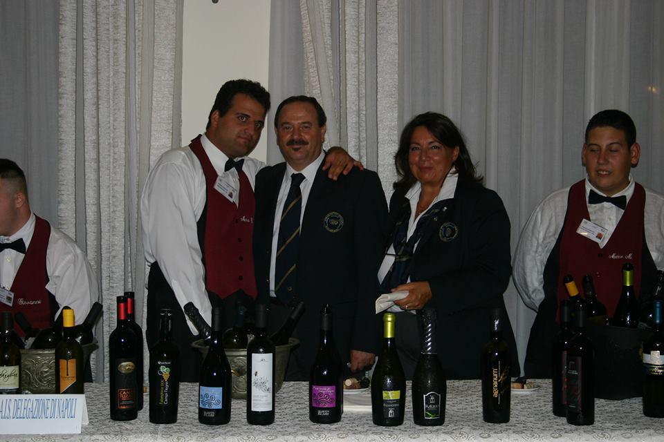 Marco Catalano, Enzo Bianco, Anna Ciotola e Marco Maglione
