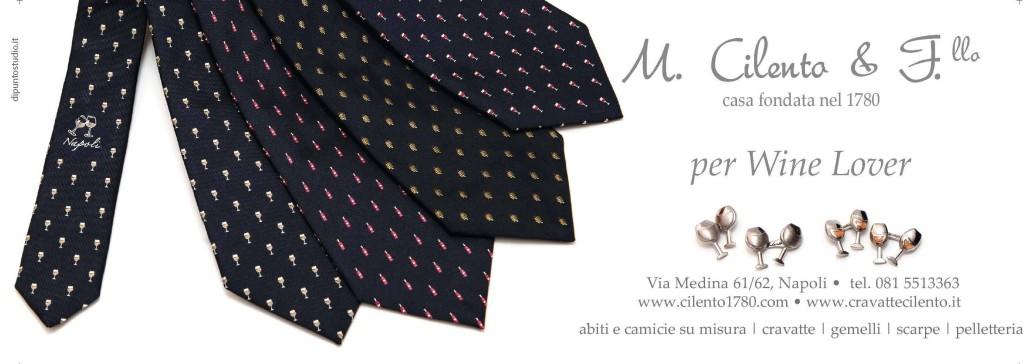 cravatte per wine lover