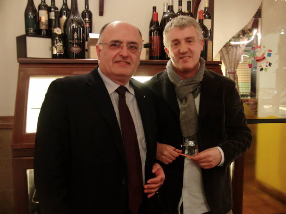Nicola Venditti e Michele Armano