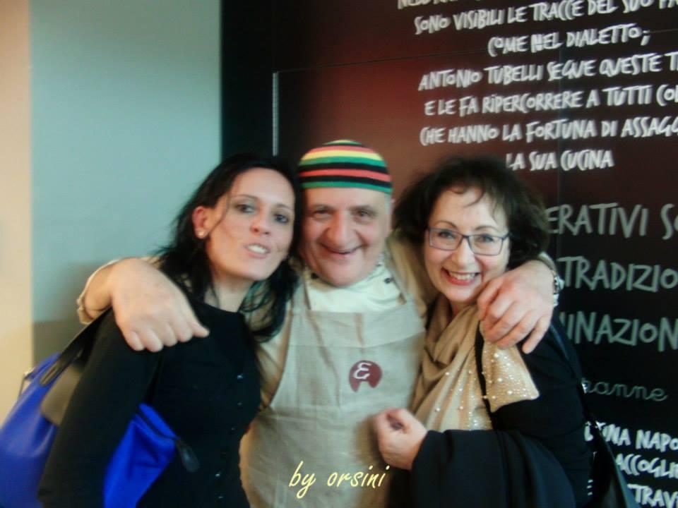 Con il Maestro Tubelli