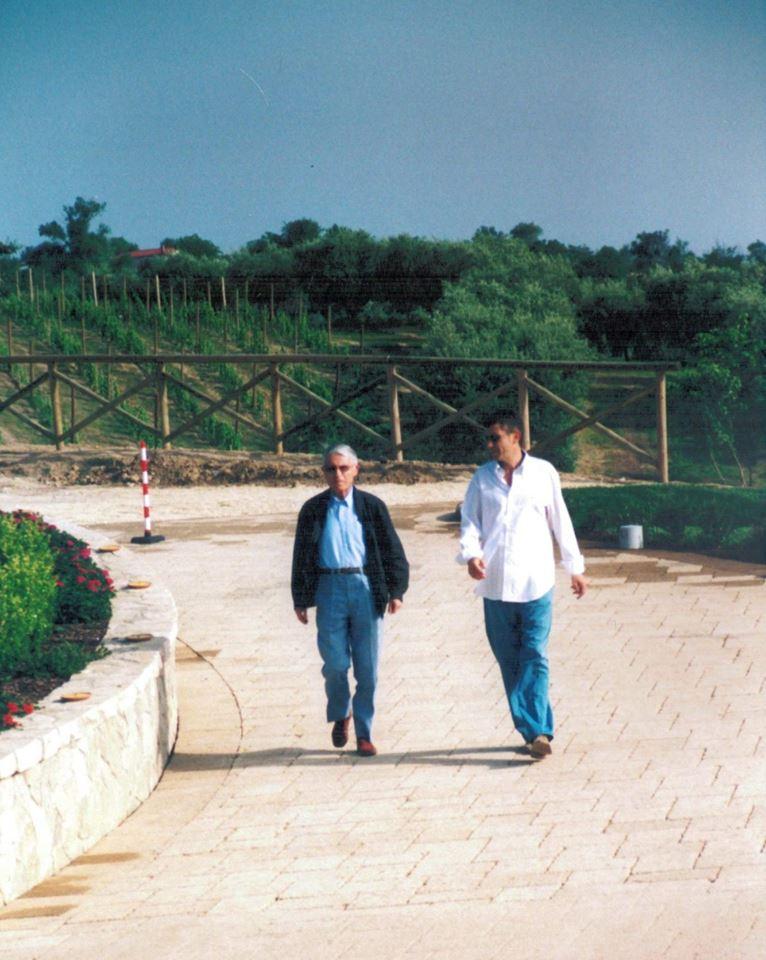Antonio e Piero Mastroberardino