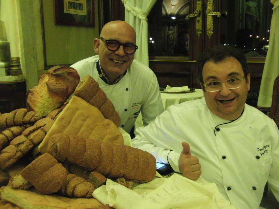 Carmelo Esposito e Paolo Gramaglia