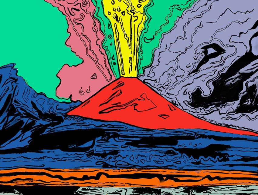 Andy-Warhol-Vesuvius