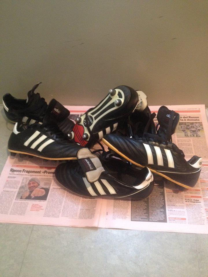 scarpe calcio adidas anni 80