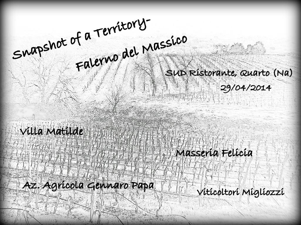 snapshot of a territory-falerno del massico