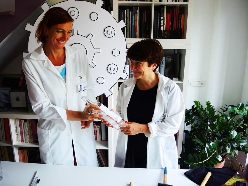 Marialuisa Firpo e Gabriella Grizzuti
