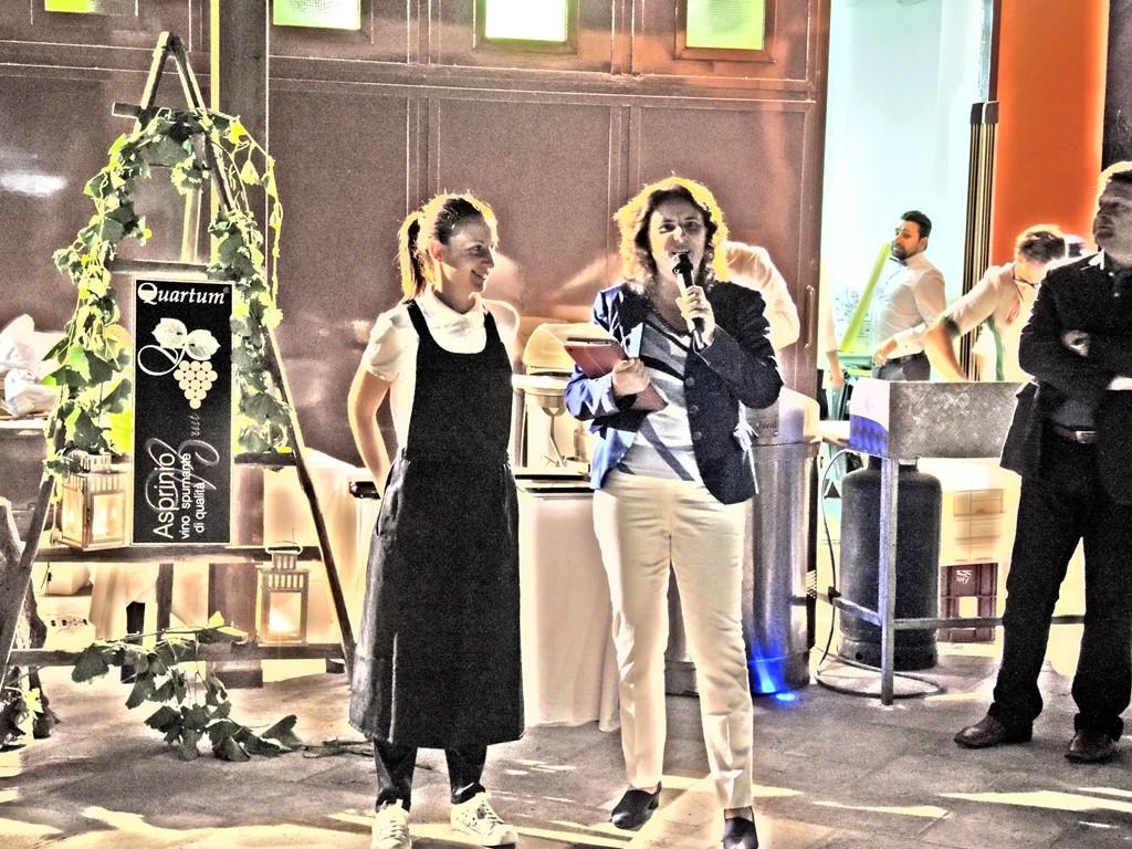 Francesca Di Criscio e Laura Gambacorta