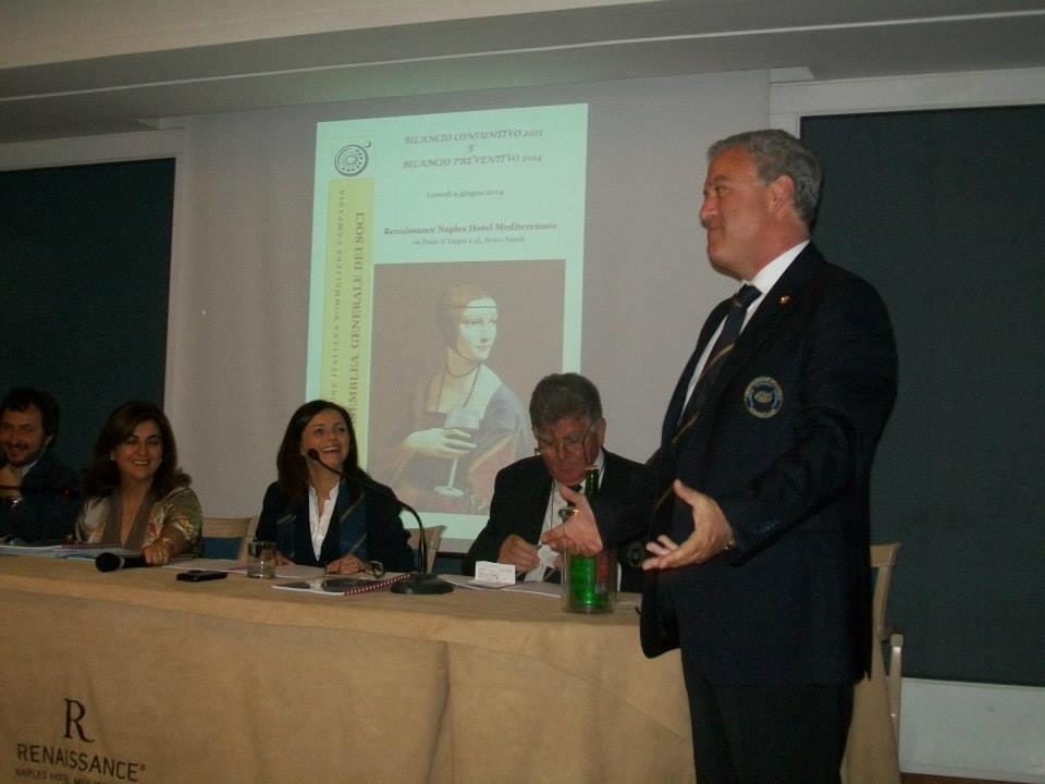 Nicoletta Gargiulo e Antonello Maietta