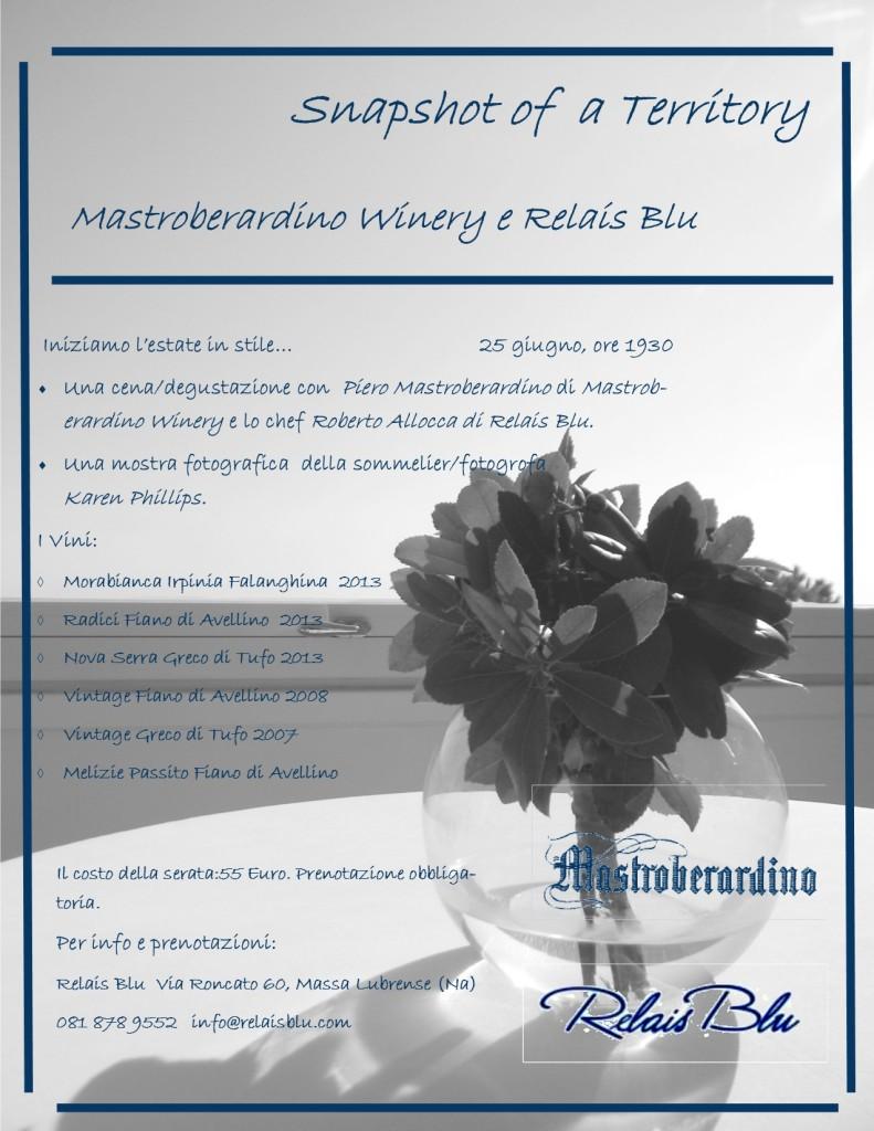 flyer mastrobeardino italian
