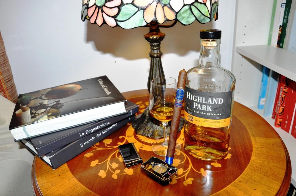 Whisky, sigaro e testi AIS