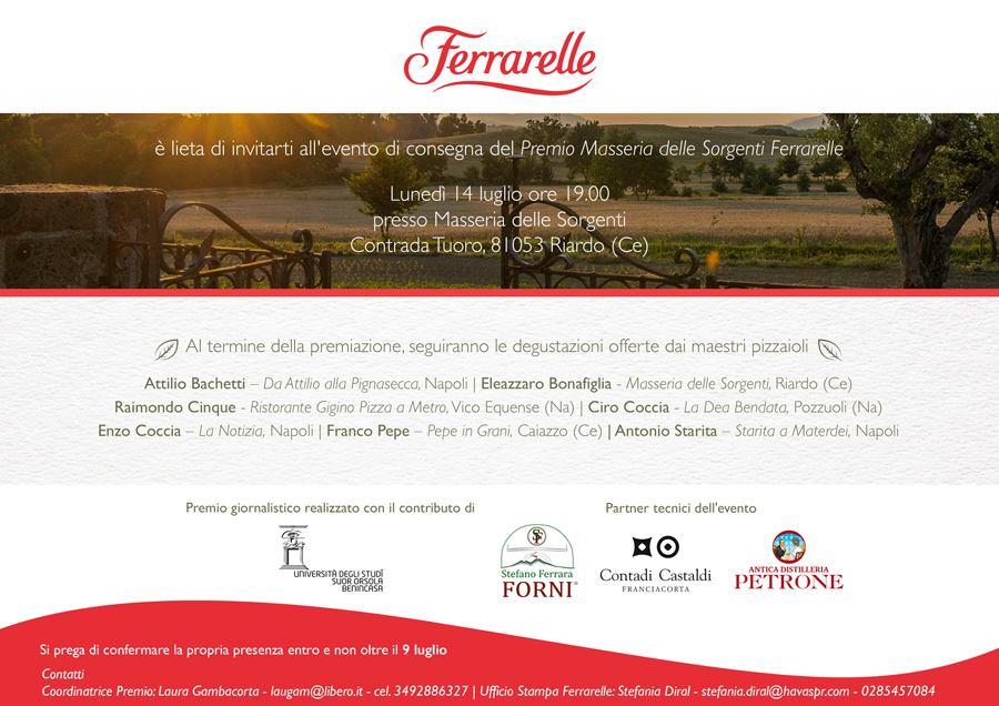 Premio Ferrarelle