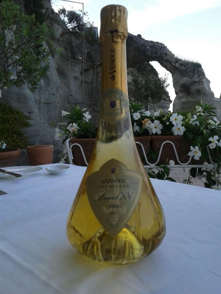 Champagne Louis XV