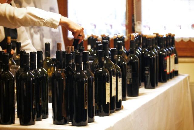 malazè e il vino