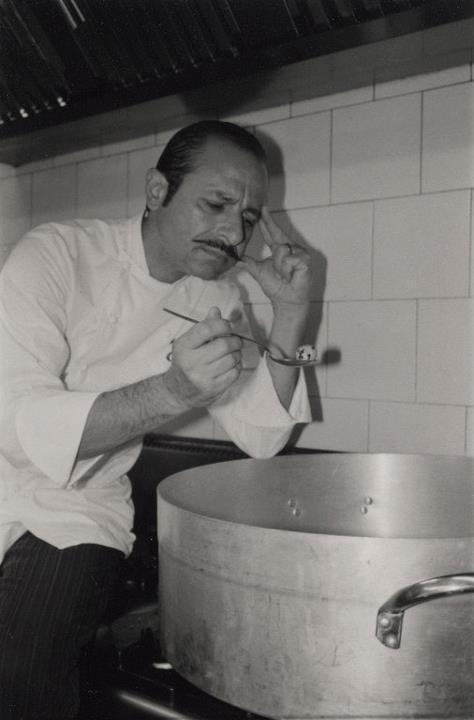 Chef Mimmo Alba