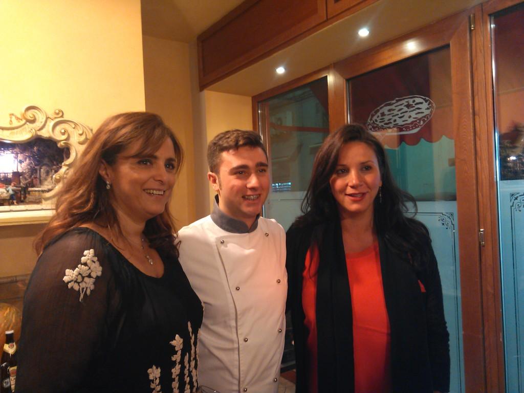 Rosaria Castaldo, Ciro Oliva, Monica Piscitelli