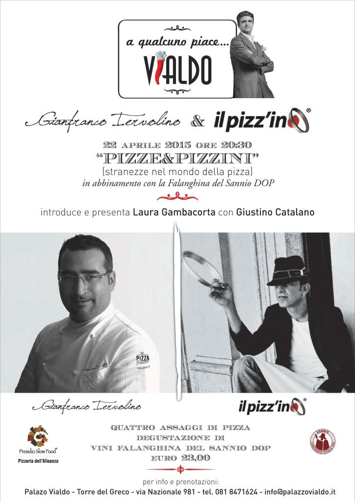 Locandina 22 aprile Pizze e Pizzini