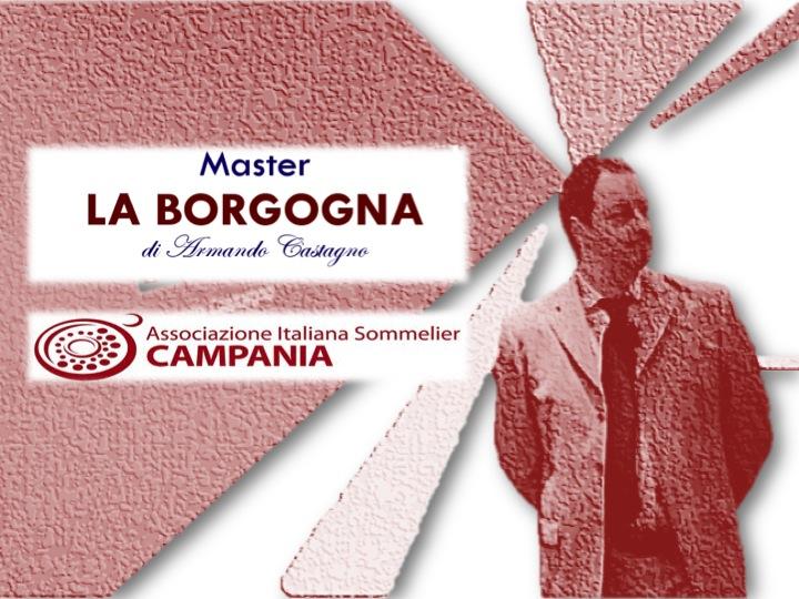 Ais Campania, Master Borgogna con Armando Castagno: 18 lezioni, almeno 115 vini e oltre 50 ore di lezione frontale
