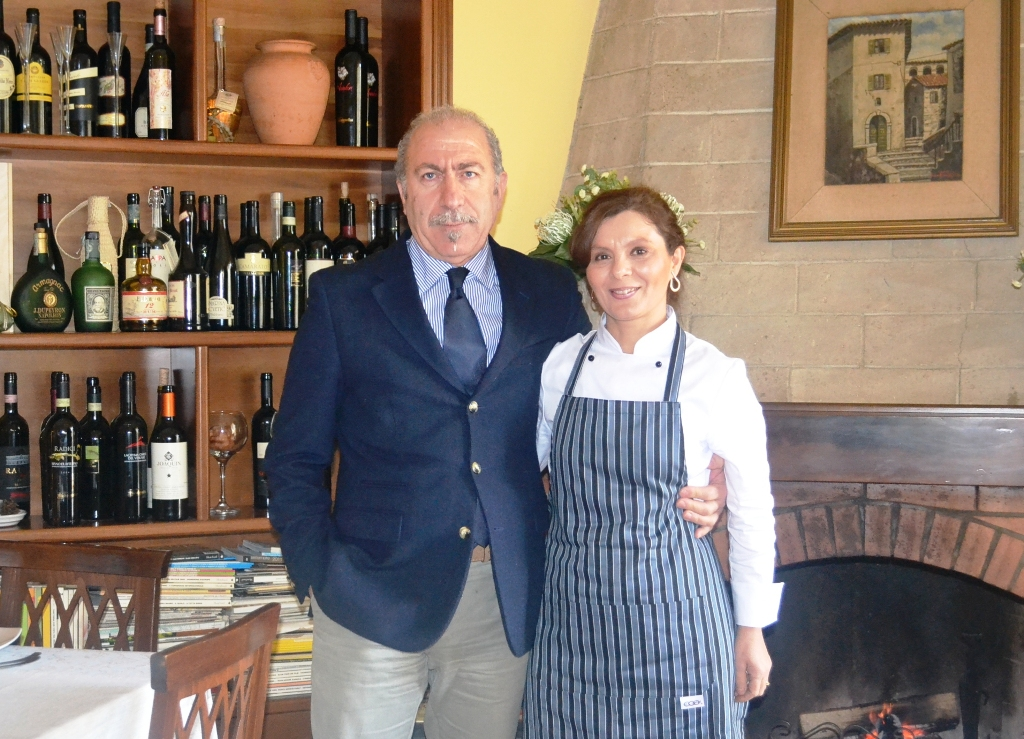 Gino Della Valle e Marilena Giuliano web