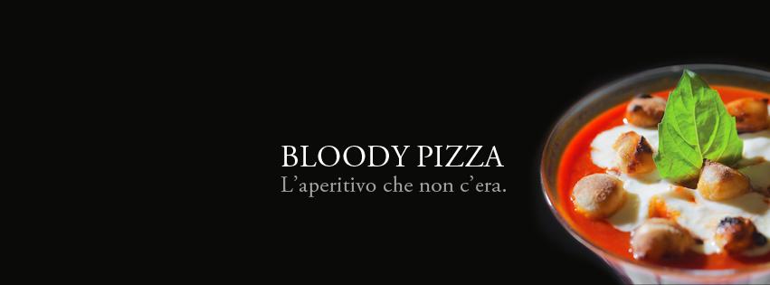 Bloody Pizza, foto di Luciano Furia