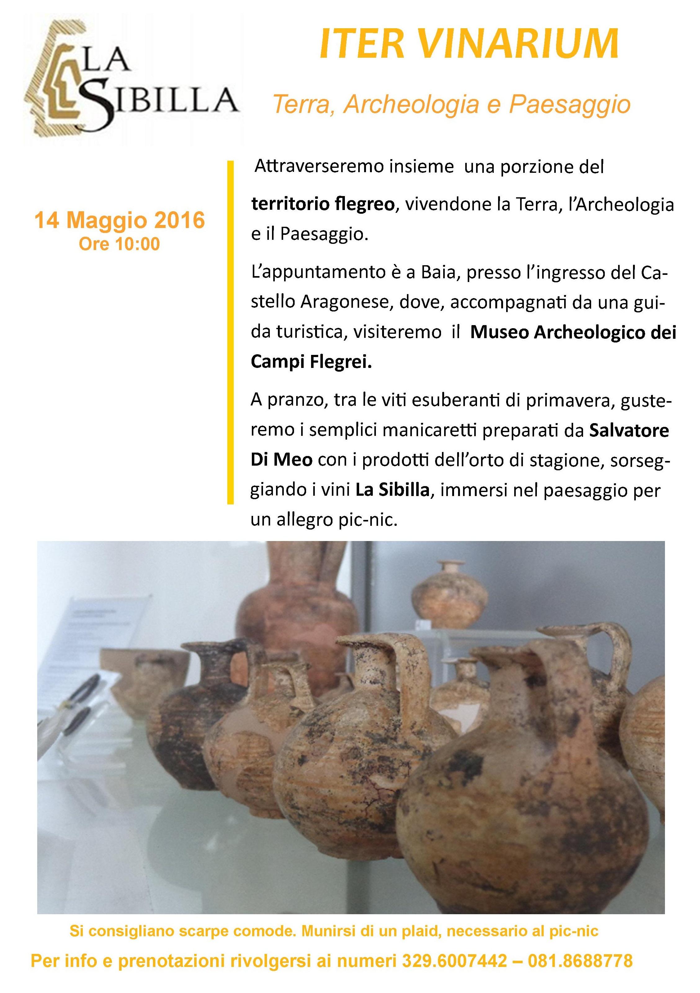 IterVinarium al Castello