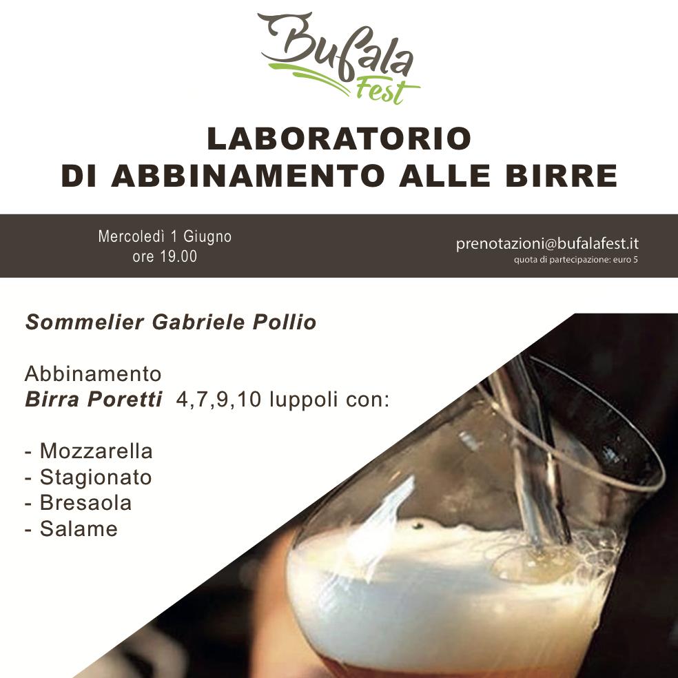 laboratorio Bufala Fest