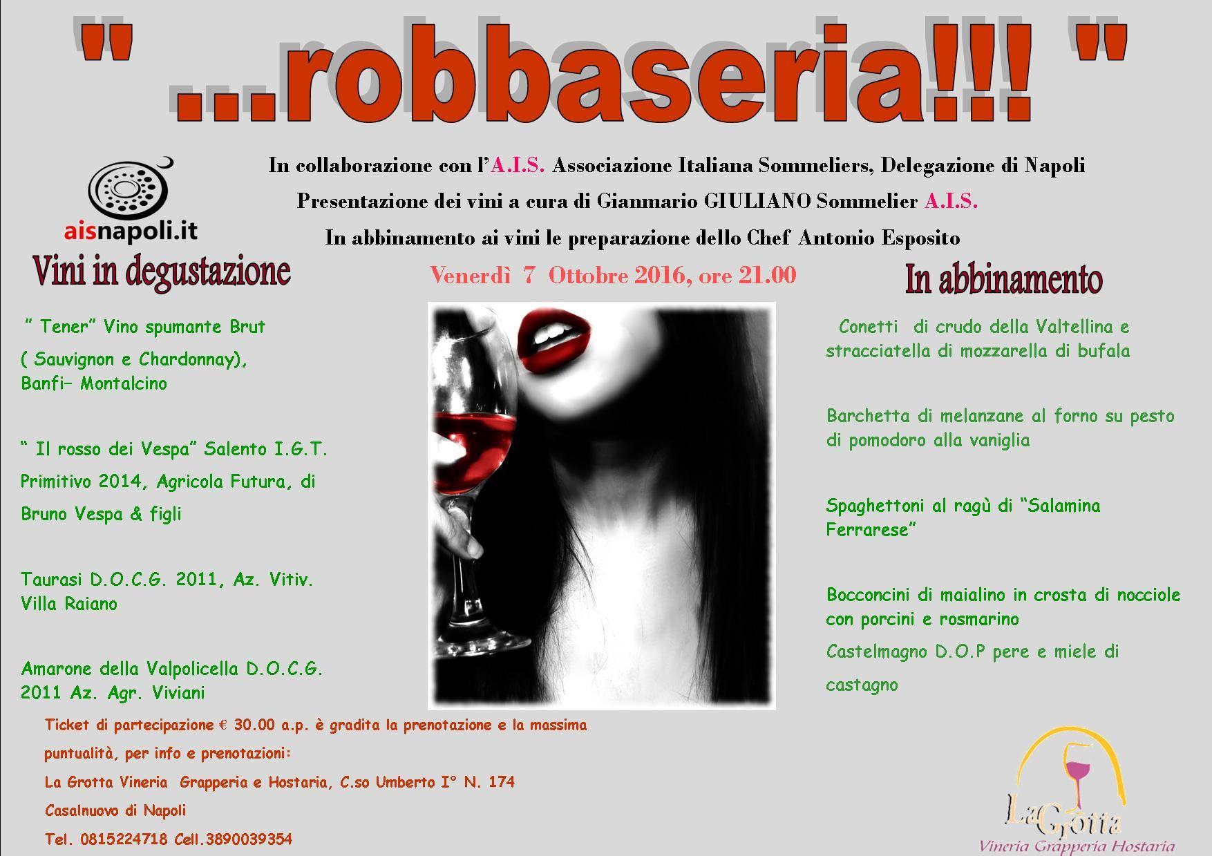 Robbaseria