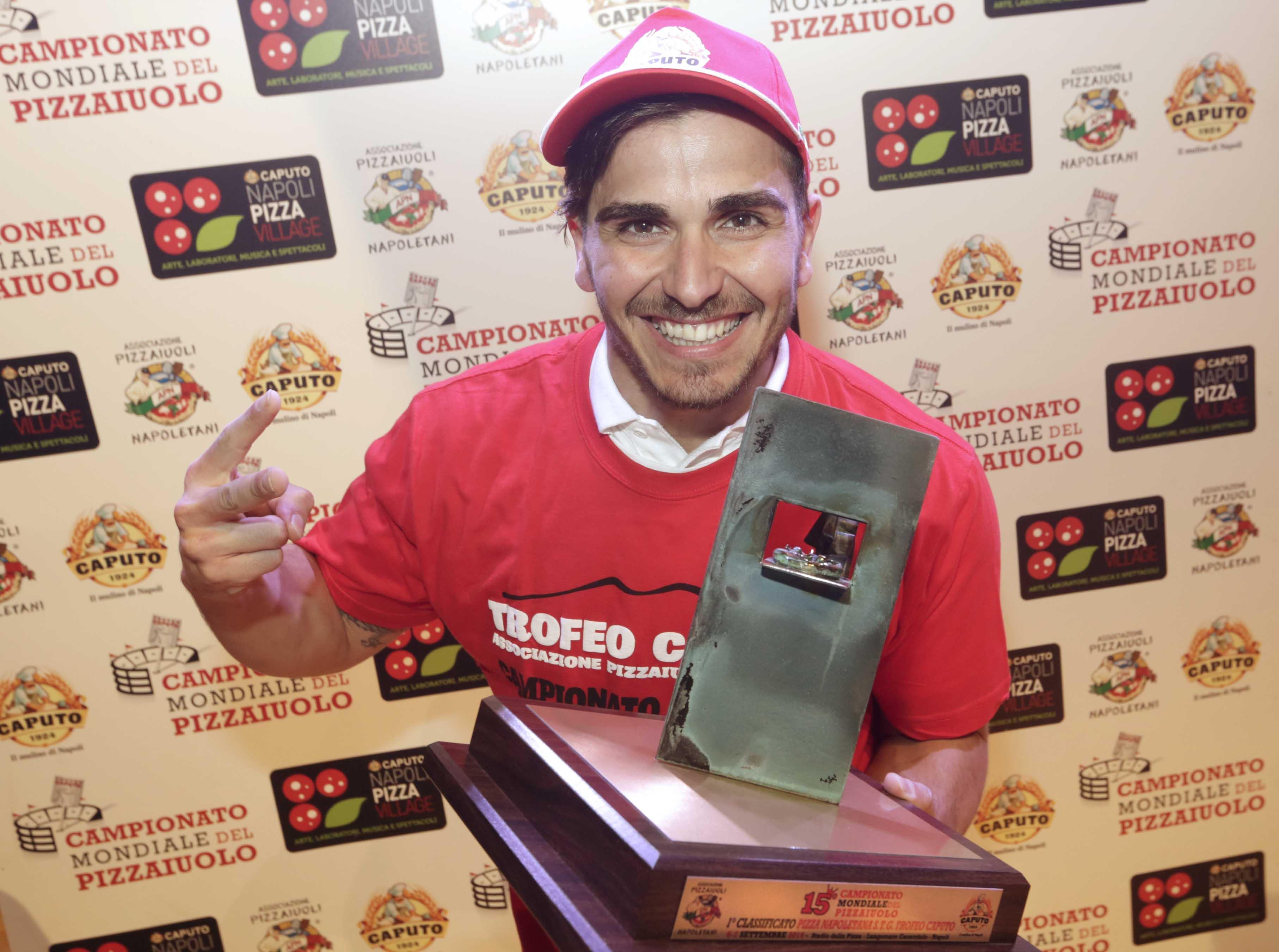 Trofeo Caputo – Vola in Australia il titolo di Campione del Mondo dei Pizzaiuoli