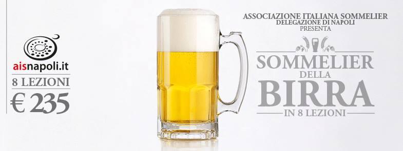 Sommelier della birra, dal 14 Novembre da Babette con AIS Napoli