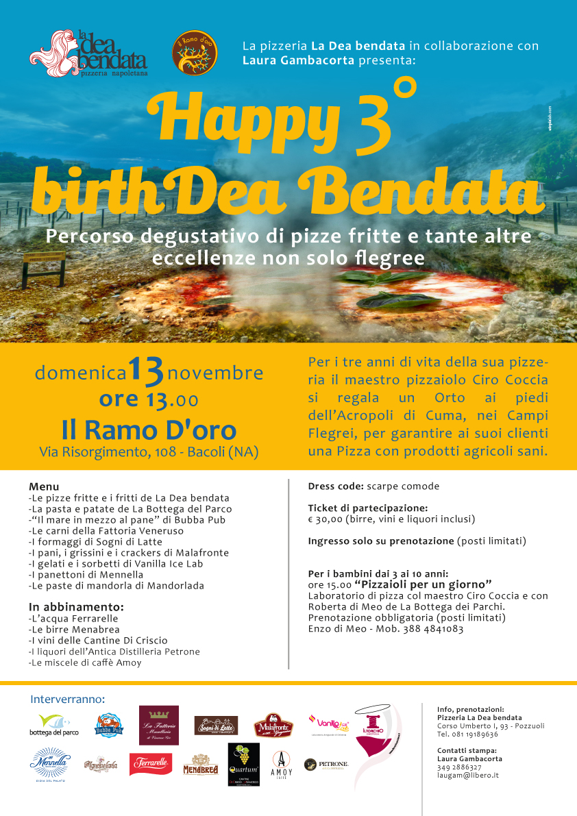 13 novembre Happy BirthDea Bendata