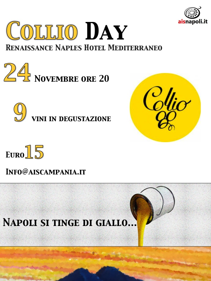 Collio Day a Napoli