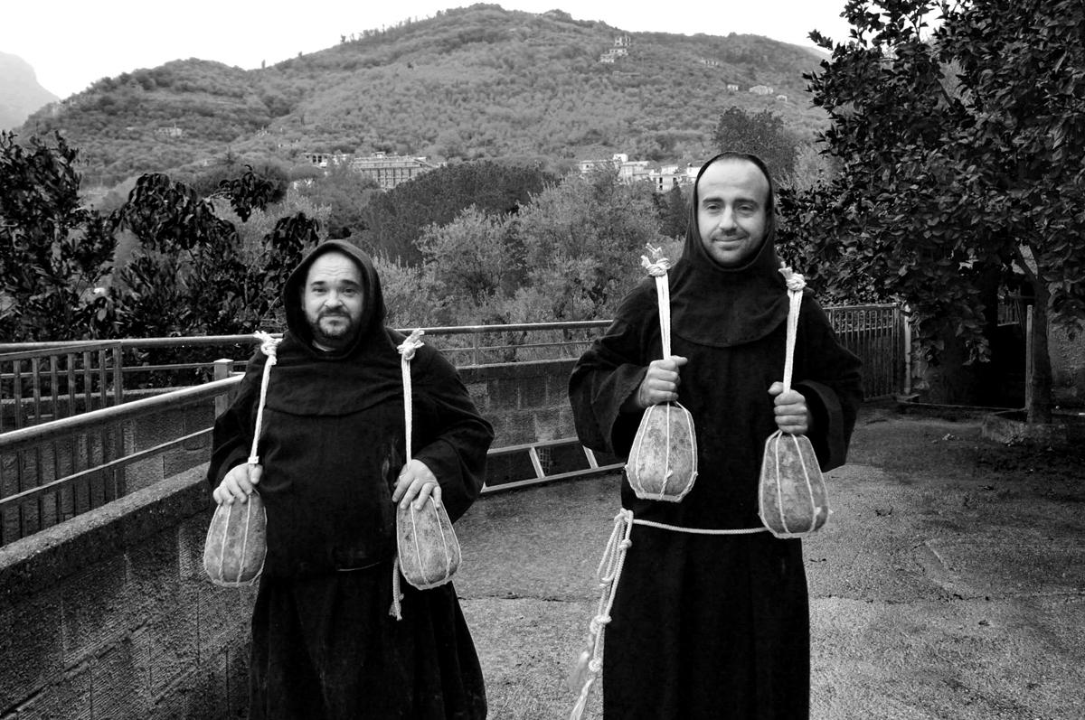 I monaci del Provolone Dop