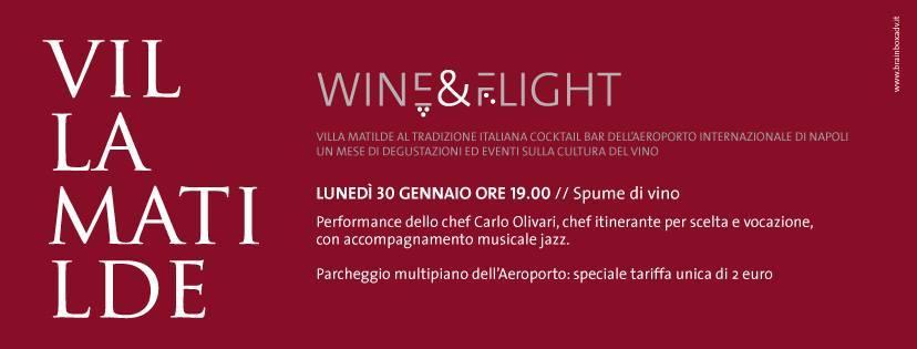 wine & flight
