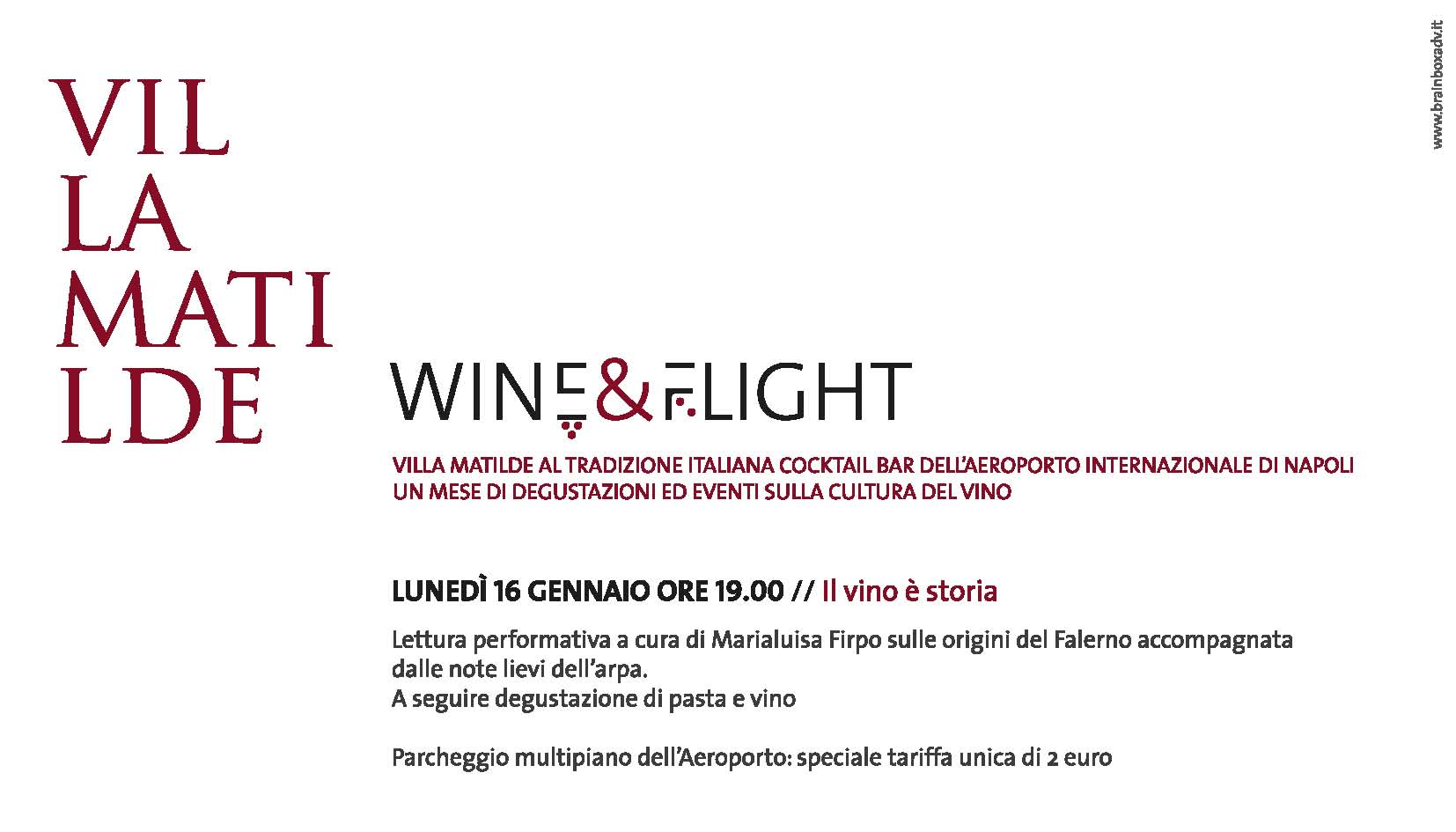 Wine & Flight