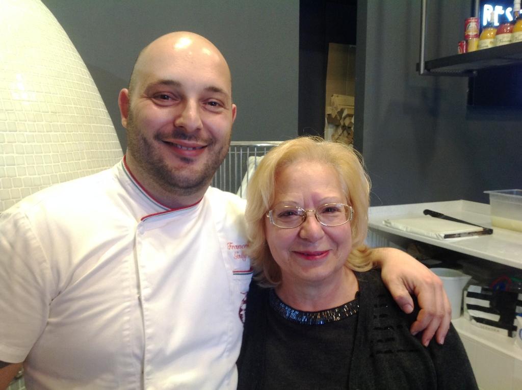 Francesco Gallifuoco e Maria Calabrese web