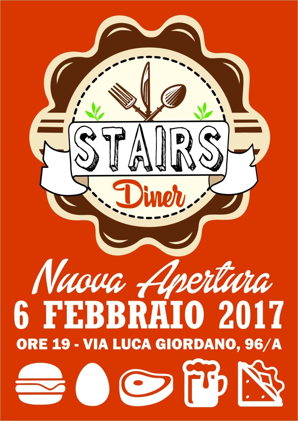 Locandina-Inaugurazione-Stairs-Diner