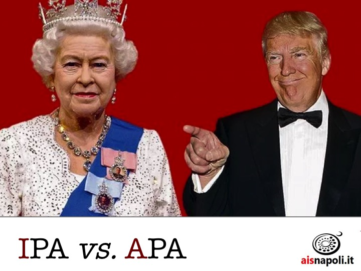 Ipa vs.Apa
