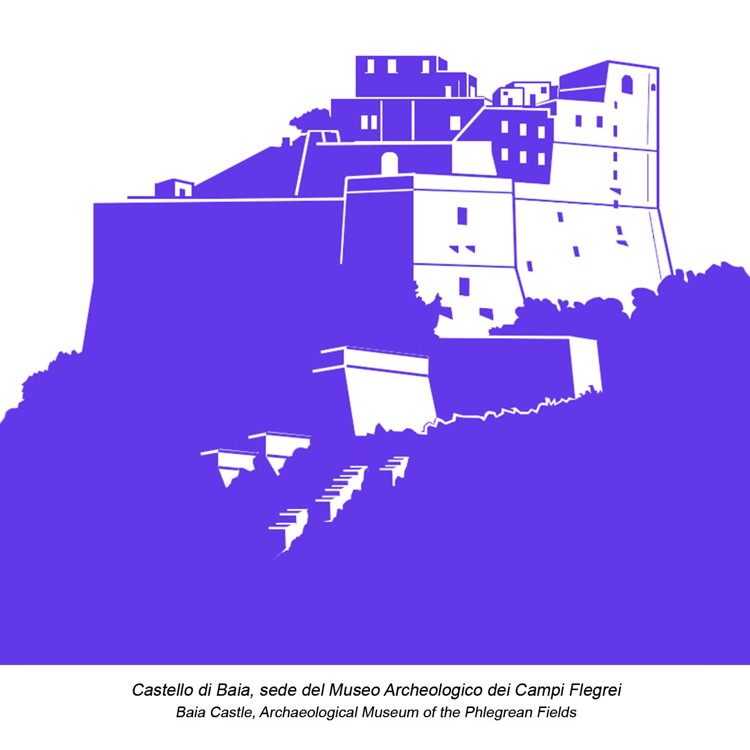 15 Settembre, Masterclass e Castello DiVino al Castello di Baia per Malazè 2018
