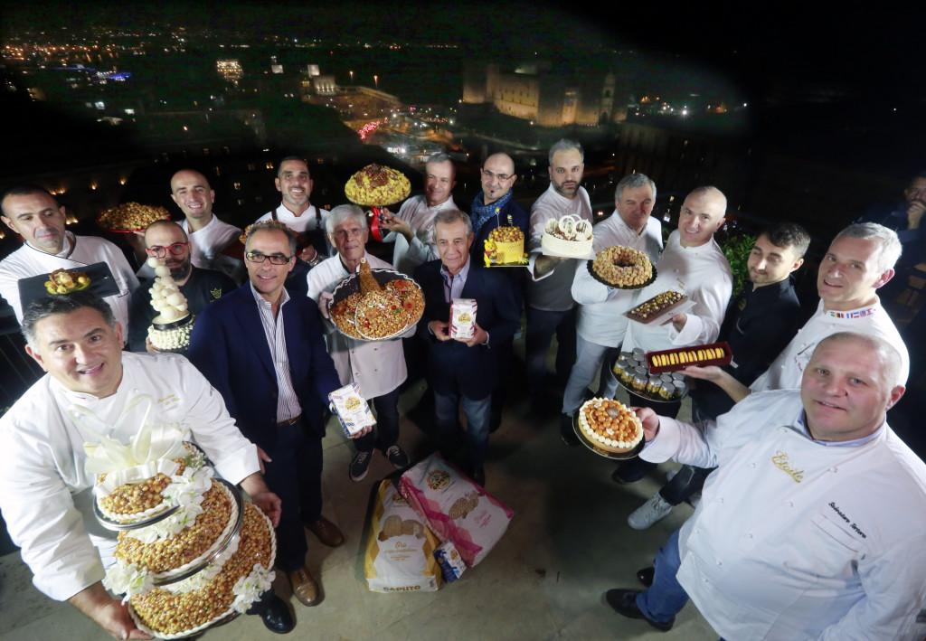 I maestri pasticcieri  interpretano i dolci delle feste di fine